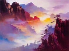'Land of Myth' by Hong Leung