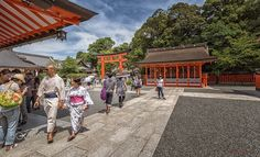 Popular on 500px : Wearing kimonos. by jimbos