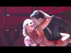 Mark + Chelsey #dance Argentine Tango to Gotan Project #SYTYCD