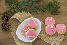 Weihnachtskekse: Punschtaler Small Desserts, No Bake Desserts, Dessert Recipes, Austrian Recipes, Austrian Food, Fabulous Foods, Winter Food, Christmas Baking, Christmas Cookies