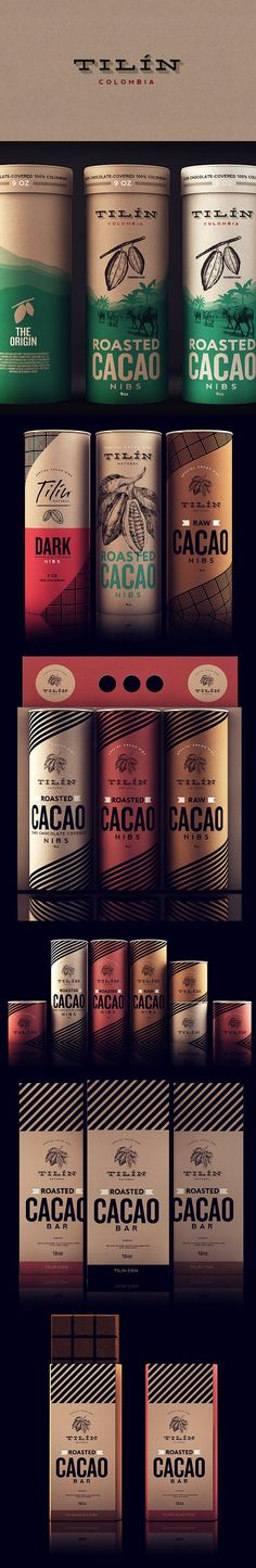 Tilín Cacao by Isabela Rodrigues PD  i repined this just because of that episode of portlandia,