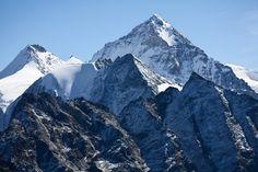 Dent Blanche (4357 m), Valais, Swiss alps, Switzerland