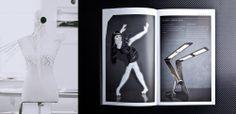 graphic design, broschure for LITERNITY
