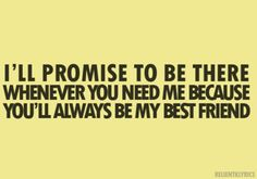 Relient K: You'll Always be My Best Friend