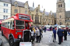 Durham nostalgia day returned to the city centre on May Bank Holiday Monday - and ExplorAR was there to capture it in pictures. Holiday Monday, Bank Holiday, Easington Colliery, American Uniform, Durham City, St Johns College, Craft Stalls, North East England, Live Animals