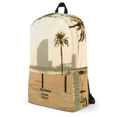 Designer Backpacks, Pos, Suitcase, Barcelona, Accessories, Products, Suitcases, Beauty Products