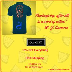 #Signnfit gift you on the occasion of #Thankgivingday  hurry up till 28nov only don't forget to apply customer Code: OMG2016 celebrate this thanks giving day with http://www.signnfit.com/