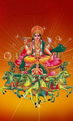 48 best lord surya bhagavan images  indian gods hindu