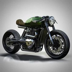 Ziggy Moto Triumph