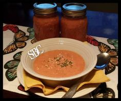 Full of protein, quick and easy and you can put the left overs in mason jars for lunch the next day!  CREAMY TANGY TOMATO SOUP  Ingredients:.. 2 28 ounce cans diced tomatoes 1 1/2 cup Greek yogurt 2 tbsp Parmesan cheese 1/2 tsp oregano 1/2 tsp basil 1/2 tsp garlic powder  Directions: Puree the can of tomatoes in a blender or food processor. Add Greek yogurt, spices and parmesan and blend briefly to mix. Transfer to microwave safe dish or pot. Heat in microwave to taste or bring to desired…
