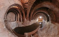 Ancient Nabatean water cistern @ Jabal Haroun (Mount Aaron) in Petra, Jordan. Excavations have demonstrated that the ability of the Nabataeans to control the water supply led to the rise of the desert city, creating an artificial oasis. Stereographic Projection, City Of Petra, Archaeological Discoveries, Minoan, Water Supply, World Best Photos, Ancient Civilizations, Ancient History, Mother Earth