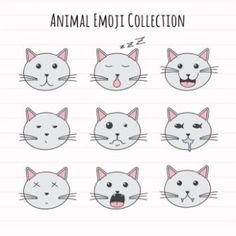 free vector  whatsapp Cats emotions set Emoji Collection http://www.cgvector.com/free-vector-whatsapp-cats-emotions-set-emoji-collection/ #Angry, #Animal, #Beautiful, #Cartoon, #Cat, #CatsEmotions, #Character, #Cheerful, #Collection, #Concept, #Cute, #Decorative, #Design, #Elements, #Emblem, #Emoji, #Emoticon, #Emotion, #Expressions, #Face, #Facial, #Fun, #Funny, #Happiness, #Happy, #Humor, #Icons, #Illustration, #Isolated, #Kawaii, #Kitten, #Kitty, #Love, #Meow, #Object, #