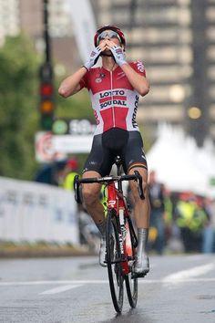 Tim Wellens (Lotto Soudal) won a rain-soaked Grand Prix Cycliste de Montreal on Sunday (Tim de Waele/TDWSport.com)