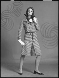 """Jean Patou P/E 1965 """"Yami""""."""
