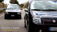 Fiat Panda 100 HP vs Uno Turbo: So different with the same power - Davide Cironi (SUBS) Fiat Panda 100hp, Car Videos, The 100, Passion, Cars, Autos, Automobile, Car, Trucks