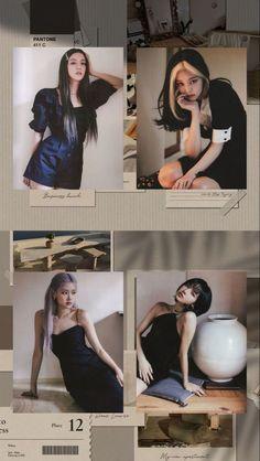 South Korean Girls, Korean Girl Groups, Petsch, Blackpink Poster, Blackpink Funny, Mode Kpop, Lisa Blackpink Wallpaper, Blackpink Memes, Photo Chat