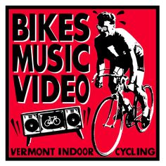 Vermont Indoor Cycling 2015-2015 Logo