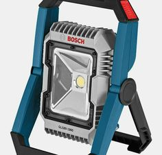 Want to win a cool Work Light? Bosch has a very cool work light available for their lineup. You can check out the light at Bosch's Website. So how do you win? Camping Tools, Camping Supplies, Camping Gear, Outdoor Camping, Camper Awnings, Popup Camper, Bosch Tools, Bosch Professional, Led Flood Lights
