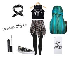 """""""Stay Young Forever"""" by flowerpower-795 ❤ liked on Polyvore featuring Vans, Smashbox and LAUREN MOSHI"""