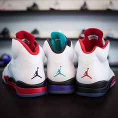 Air Jordan 5. #HighOffkicks #PersonsPhoto emoji: @personsphoto