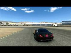 Real Racing 3 - Mercedes Benz SL65 AMG Black Series - Time Trial (Mazda ...
