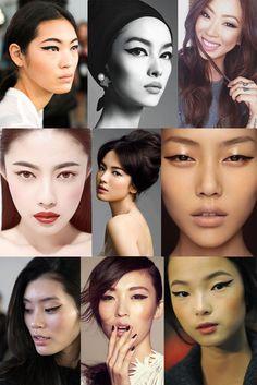 Maquiagem para orientais sem mistério! Veja aqui 31 inspirações vindas das famosas e mais 3 tutoriais que ensinam a maquiar os olhinhos puxados!