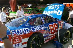 1995 FORD THUNDERBIRD NASCAR POSTER JARRETT MARTIN,ELLIOTT,WALACE,MARTIN,DODIN