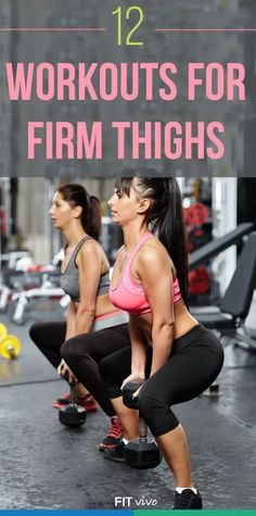 Thigh Workout For Women: Top Exercises For Thinner Thighs #womenstops