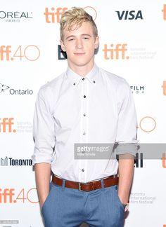 """Actor Dale Whibley attends the """"Len And Company"""" photo call during the 2015 Toronto International Film Festival at Ryerson Theatre on September 2015 in Toronto, Canada. Dance Moves, International Film Festival, Celebrity Crush, Good Music, Cute Couples, Ontario, Toronto, Chef Jackets, Music Videos"""