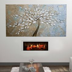 Dimplex Opti V Duet Electric Fireplace Fireplaces Pinterest