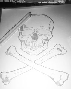 Pirates of the caribbean Drawing 1