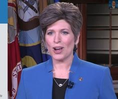 Another Republican Failure: Joni Ernst Crashes and Burns During Bread Bag Infused SOTU Rebuttal.