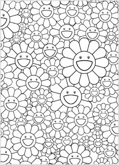 Travel in the History of Art with these Coloring pages for adults created from paintings : the most well-known in the world !) to the genius of Pop Art (Andy Warhol, Keith Haring), . Shopkins Colouring Pages, Emoji Coloring Pages, Abstract Coloring Pages, Barbie Coloring Pages, Disney Princess Coloring Pages, Easy Coloring Pages, Unicorn Coloring Pages, Coloring Pages For Girls, Coloring Books