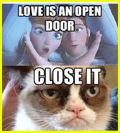 Collect the beautiful grumpy cat memes clean funny - hilarious pets Cute Animal Memes, Funny Animal Quotes, Animal Jokes, Funny Animal Pictures, Funny Animals, Clean Animal Memes, Funny Quotes, Memes Humor, Funny Cat Memes