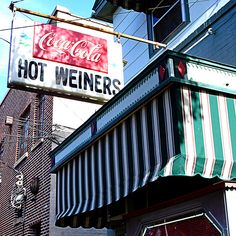 The Roast - (Hot Weiners) in downtown Raleigh