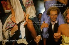 May Ball Oxford University 1980s