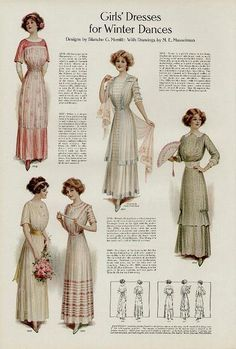 1900s Fashion, Edwardian Fashion, Vintage Fashion, Edwardian Clothing, Gothic Fashion, Belle Epoque, Edwardian Dress, Edwardian Era, Vintage Outfits