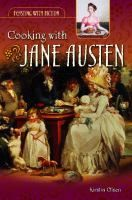 Cooking with Jane Austen by Kirstin Olsen