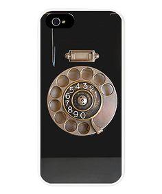 rotary phone iPhone case ~