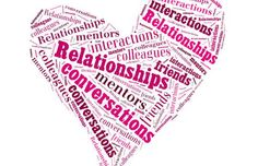 Relationships count. Be counted. http://heartatworkonline.org