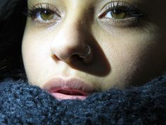 #eyes #lashes  #nose #piercing #nosepiercing #photo #photograpy #PrisM