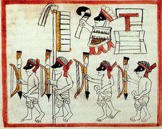 Mixcoatl - Aztec god of hunting