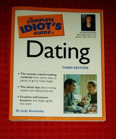 Idiota guide to dating book