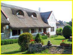 Csodaszép házak. Sukoró. Hungary