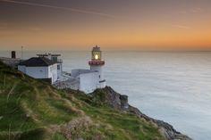 Wicklow Lighthouse by Grzegorz Wanowicz on 500px