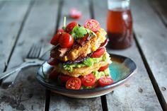 MonumentalBLT. Honestly, I am not sure this should really be considered a BLT. I mean I swapped the lettuce for… read article