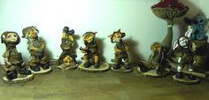 duendes de cerámica http://www.suyaiduendes.com.ar/