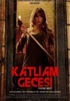 #KatliamGecesi İzle #YouAreNext Türkçe Dublaj HD (2011)    Filmi izle; http://www.cinfilmleri.com/2017/04/13/katliam-gecesi-izle-youre-next-turkce-dublaj-hd-2011/  #Korku #Gerilim #Film #İzle