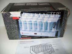 Windmere Custom Curl 18 Hot Roller Hairsetter 2 Sizes Curlers Pageant IH-18/699 #Windmere