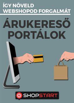 Így növeld webshopod forgalmát: Árukereső portálok Portal, Banner, Signs, Banner Stands, Shop Signs, Banners, Sign